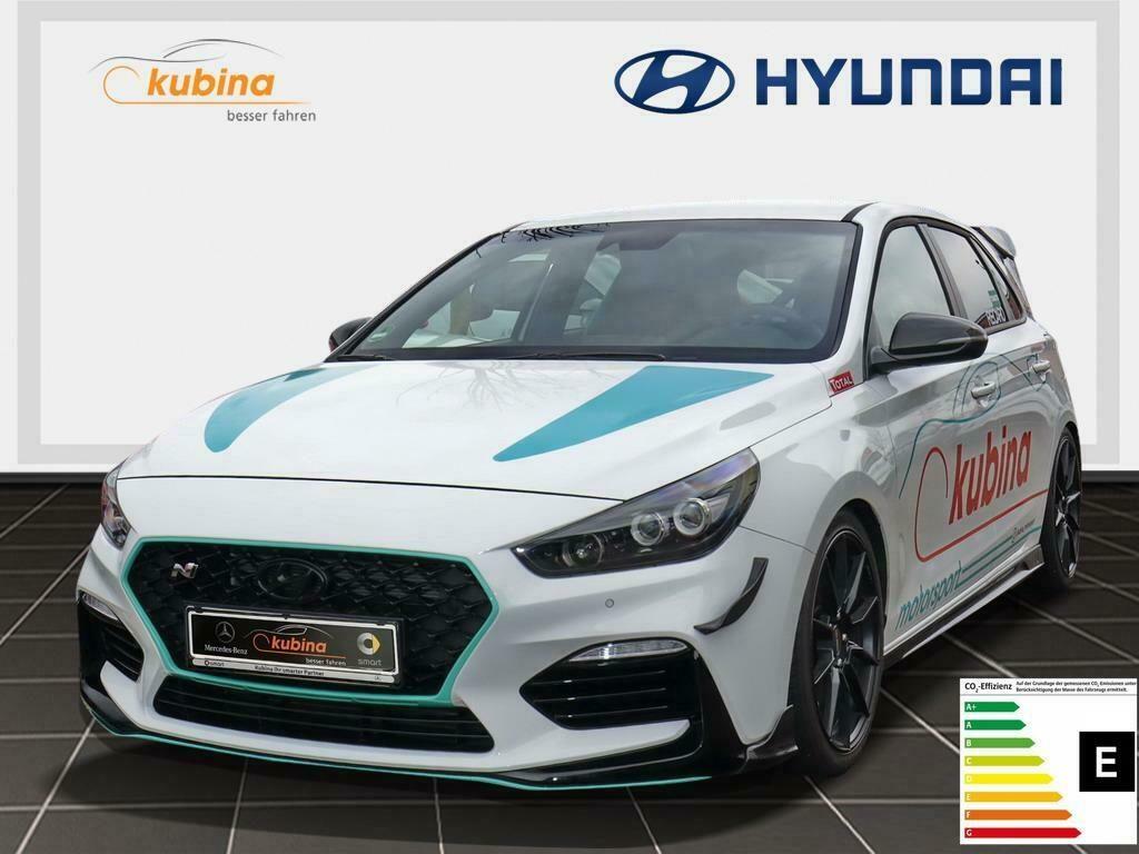 Hyundai i30 N Perf Recaro OZ Trofeo Stahlflex Bügel KW